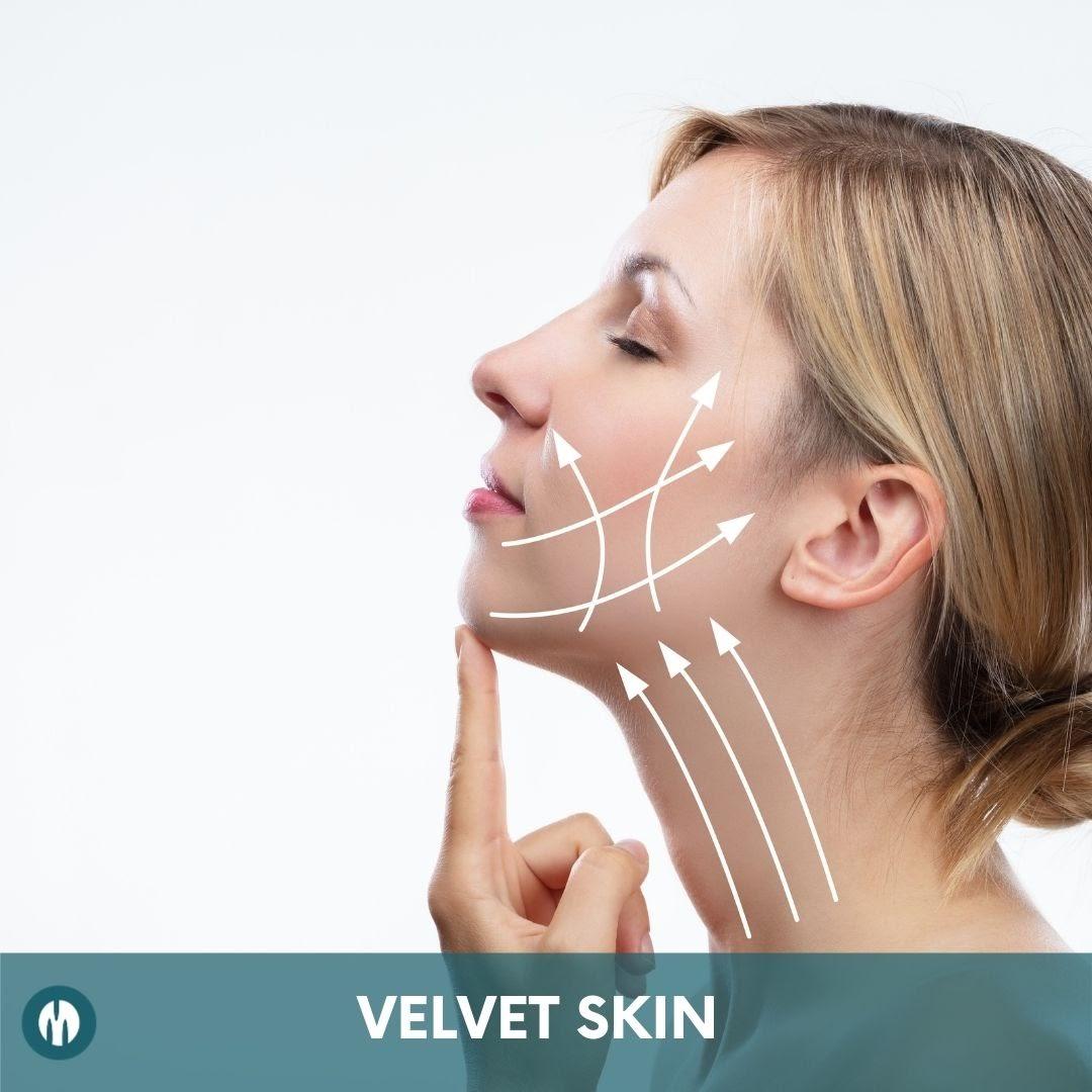 Velvet-skin